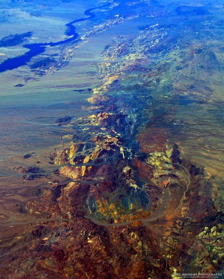 Mount Tipton - Abstract