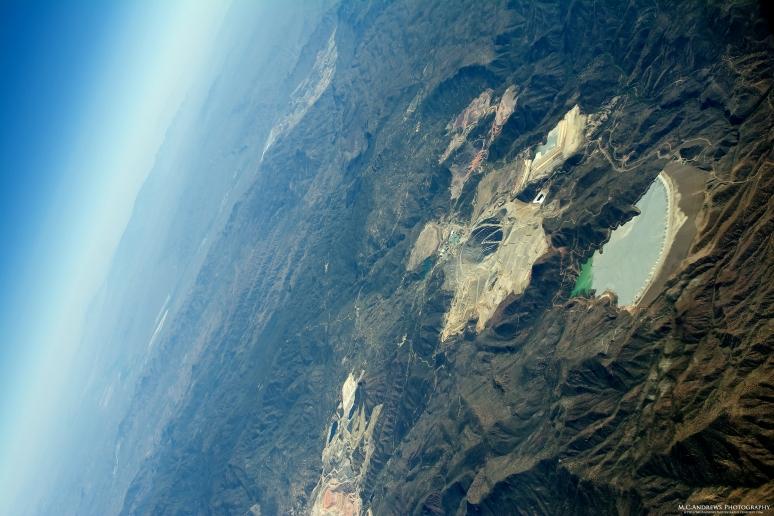 Pinto Valley Copper Mine