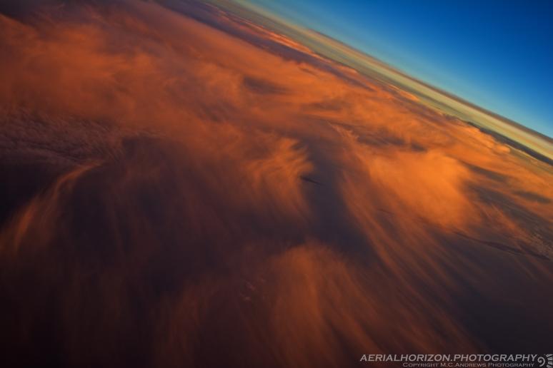 Sky over Gulf Shores