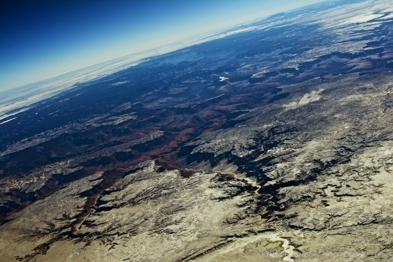 Grand Canyon from the Kanab Plateau 1