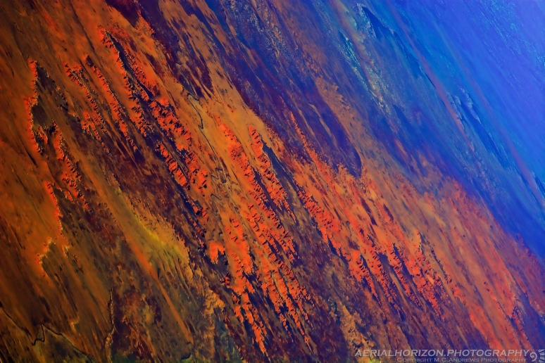 Navajo Back Country - Abstract