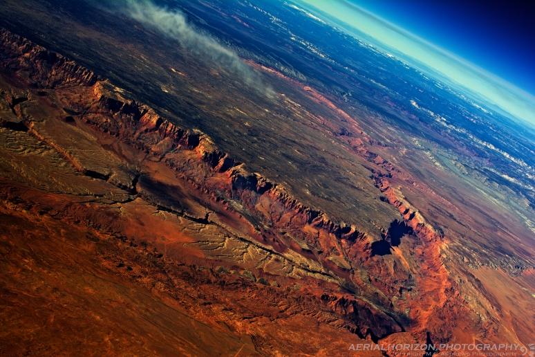 Vermillion Cliffs into Paria Canyon
