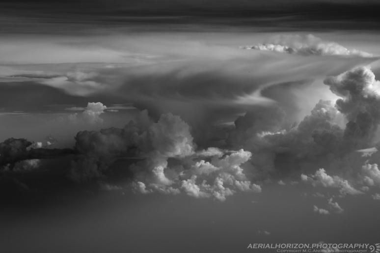 Storm Over Atlanta BW