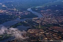 """A River Runs Through It"" (A First Class view of Washington DC)"