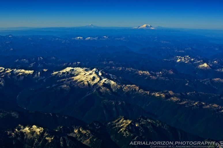 Glacier Peak to Rainier (1)