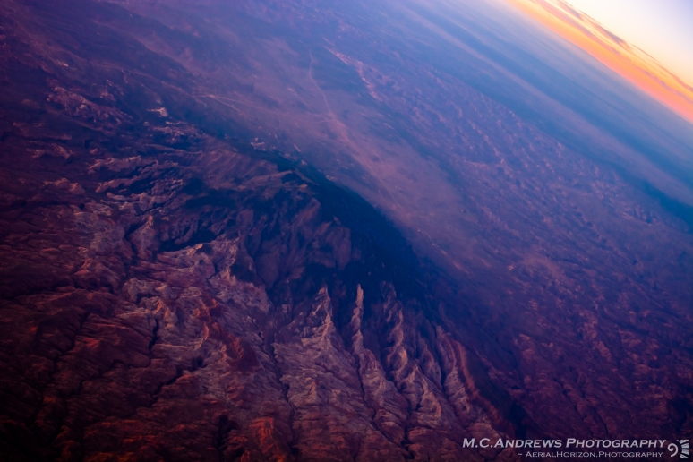 Navajo Mountain in predawn light