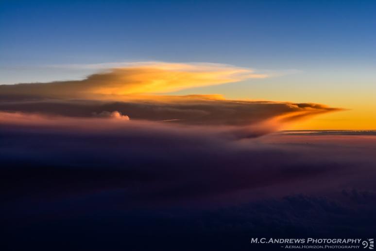 Sunset Storm-8517