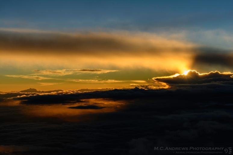 Sunset over Monterrey-8249