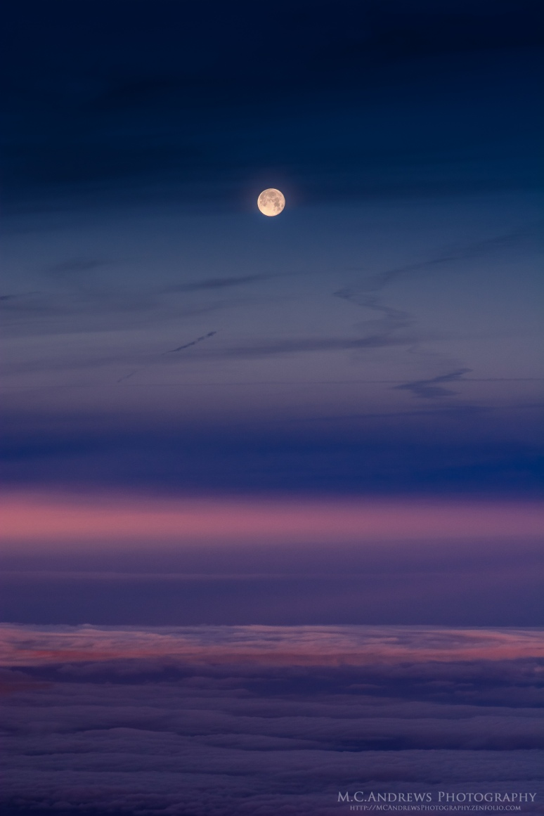 Sunrise Moonset-8594